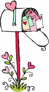 mailbox clipart black and white happy valentines day valentine u0027s