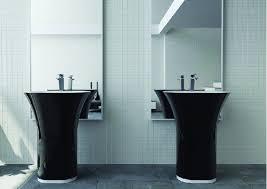 Contemporary Pedestal Sink Modern Pedestal Sink Bonelli Ii
