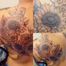 125 top sunflower tattoos