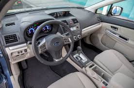 car picker subaru xv crosstrek hybrid interior images