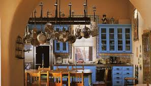 Mexican Kitchen Cabinets Painted Mexican Kitchen Cabinets Kitchen Exitallergy