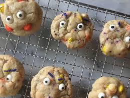 halloween monster cookies lil celebrations