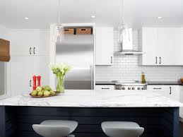 White Marble Kitchen by Best Kitchen 2014 Hgtv