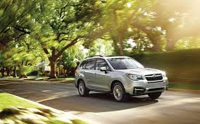 custom subaru forester 2017 subaru forester vs 2017 ford edge