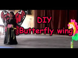 diy butterfly wings for kids how to make butterfly wings for