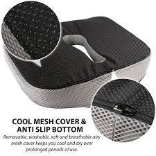Back Pain Chair Cushion Sale Chair Cushion Flexible Memory Sponge Buttock Cushion