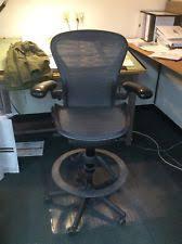 Herman Miller Office Desk Herman Miller Aeron Mesh Office Desk Chair Medium Size B Fully