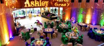 mardi gras party theme mitzvah event productions