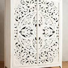 Shutter Armoire Distressed White Louvered Shutters Armoire Products Bookmarks