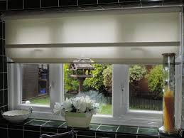 Roller Shades For Windows Designs Interior White Roller Blinds For Bathroom Window Design Fileove