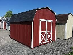 Mini Barns Michigan Cedar Rock Barns Storage Sheds U0026 Portable Storage Buildings In