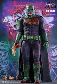 toys the joker batman imposter version from squad