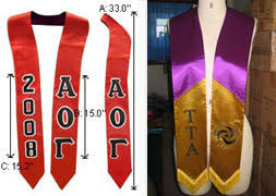 sashes for graduation graduation stoles
