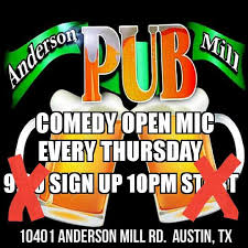 last gas comedy what u0027s happening in austin the live comedy