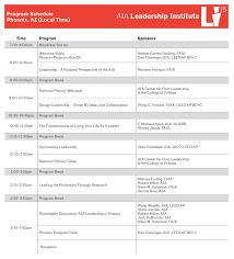 2015 phoenix u2014 aia leadership institute