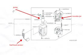 outback u002708 fuel filter location subaru outback subaru outback
