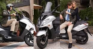 scooter sym joyride motos sym 125 y 200