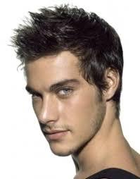 short spiky hairstyle men 2016 trendy spiky hairstyles for men