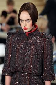 parisian bob hairstyle is chanel s geometric bob wig the most unflattering hairstyle ever