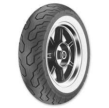 dunlop k555 170 80 15 wide whitewall rear tire zz25240 j u0026p cycles