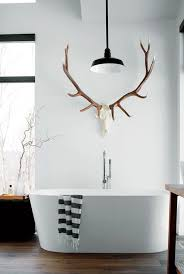 deer home decor 28 cool ways to use antlers in home décor shelterness