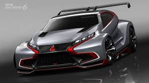 mitsubishi concept xr phev is the mitsubishi concept xr phev a hint at a future evo