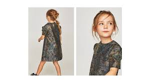 girls u0027 dresses autumn winter 2017 zara united states