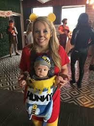 Infant Boy Costumes Halloween 25 Baby Carrier Costume Ideas Maternity