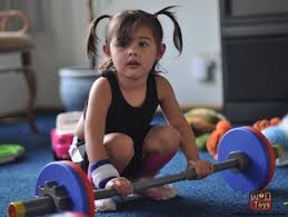 Woman Lifting Weights Meme - 10 bad ass crossfit babies you ve got to see to believe fit nation