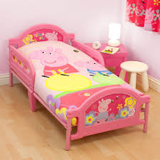 Peppa Pig Toddler Bed Set Peppa Pig Cot Bed Duvet Set Peppa Pig Bed Applied For Pretty Kid
