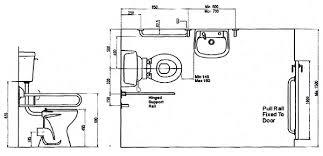 Ada Bathroom Dimensions Toilet Sizes Dimensions Uk Minimum Bathroom Dimensions With 14