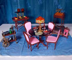 very rare vintage 80s barbie hong kong dining dinner restaurant