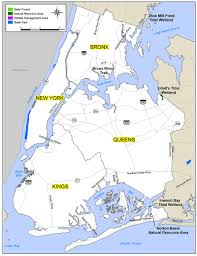 map new york new york city recreation map nys dept of environmental conservation