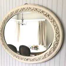 large antique mirror shab chic mirror distressed mirror distressed