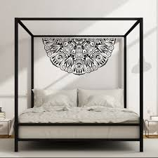 Zen Decor by Half Mandala Decal Mandala Wall Decal Zen Decor Mandala Car