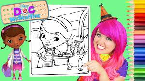stuffy doc mcstuffins coloring pages eliolera