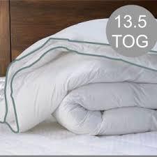 6 5 Tog Duvet Hotel Quality 13 5 Tog Goose Feather U0026 Down Duvet U2013 Ezy Sleep