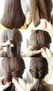 hair tutorials for medium hair 10 french braids hairstyles tutorials everyday hair styles