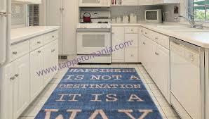 passatoie tappeti tappeti cucina moderni in cotone bollengo