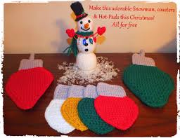 free christmas craft patterns on free christmas crochet patterns