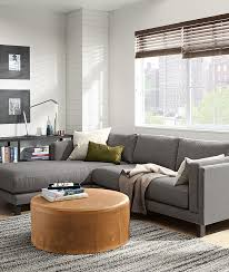 Room And Board Ottoman How To Decorate With Grey Room Board