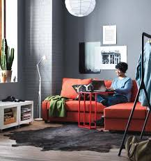 Orange Ikea Sofa by Ikea 2016 Catalog