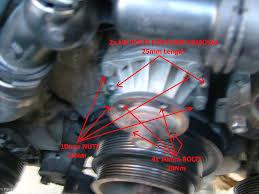 Water Pump Car Leak Diy Stewart Water Pump Expansion Tank Coolant Change 2