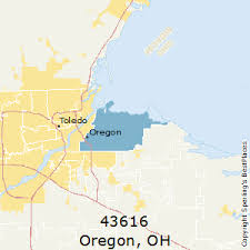 best places to live in oregon zip 43616 ohio