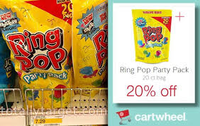 where to buy ring pops 25 all candy at target great deals totallytarget