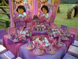 dora birthday party at home image inspiration of cake and