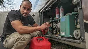 onan generator error code 36 finished cabinet door fuel pump