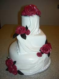 fondant drape wedding cake cake by deanna dunn cakesdecor