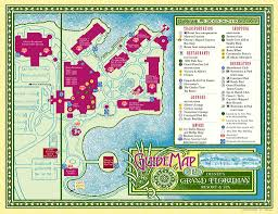 International Drive Orlando Map by Resort Maps 2008 Photo 12 Of 17