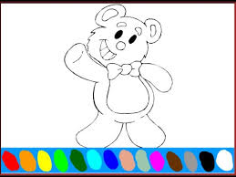 free teddy bear coloring pages kids teddy bear coloring